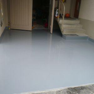 Referenzen Bodenbelage Bodenbeschichtungen Wegmann Art Floor Systems