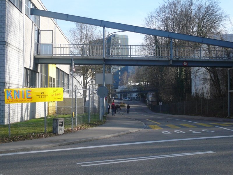Sanierung Bodenbelag Brucke Sportstrasse Buhler Uzwil Ag Wegmann